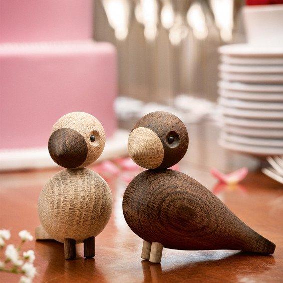 Groovy Kay Bojesen Lovebirds Vogels | MisterDesign MF-24