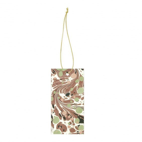 Ferm Living Marbling Cadeau Label