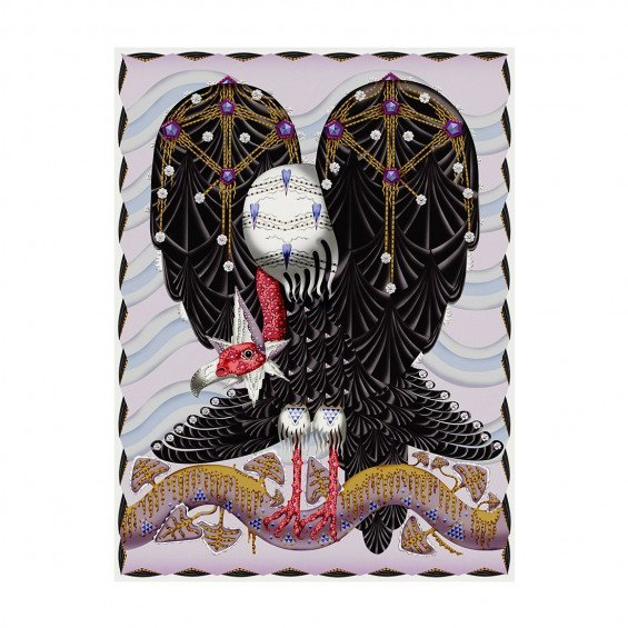 Moooi Carpets Vulture Vloerkleed