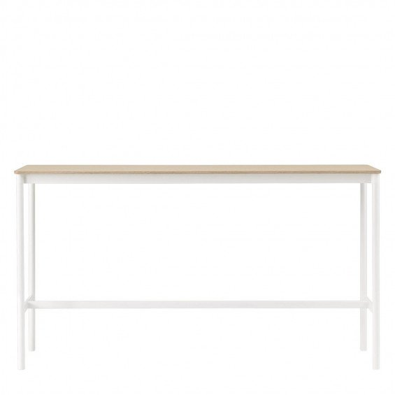 Muuto Base High Tafel Wit