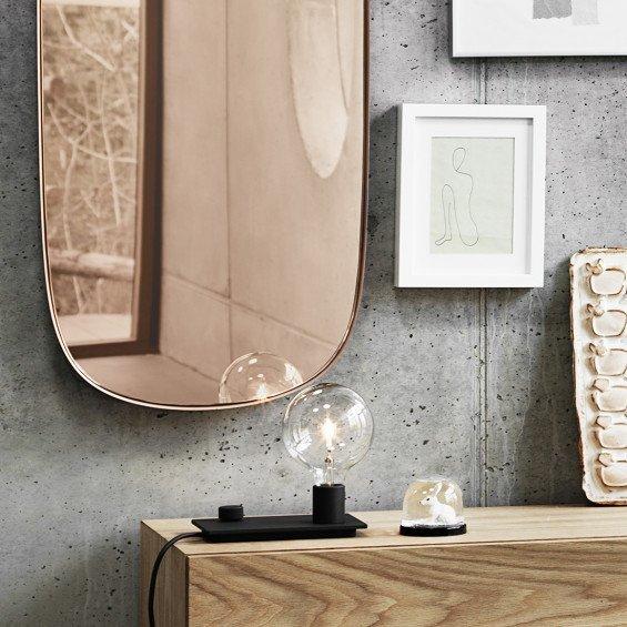 Muuto framed spiegel small misterdesign - Muuto spiegel ...