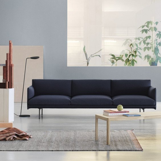 2 5 Zits Design Bank.Muuto Outline 3 5 Zits Bank Misterdesign