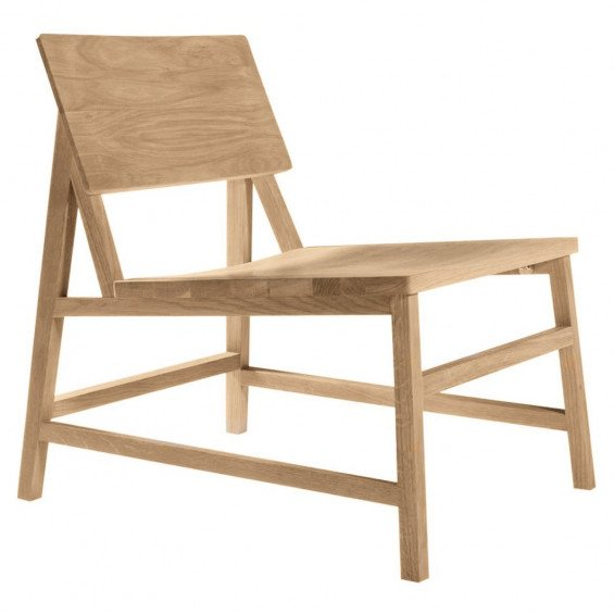 Ethnicraft N2 Fauteuil