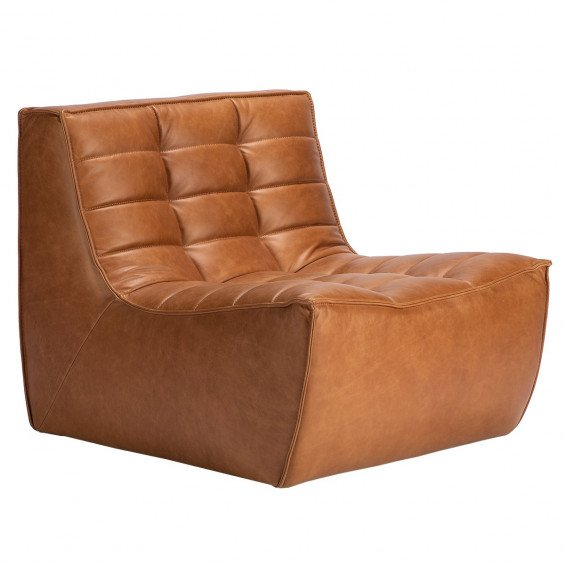 Ethnicraft N701 Fauteuil