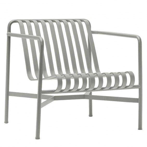 HAY Palissade Loungestoel met lage rug | MisterDesign