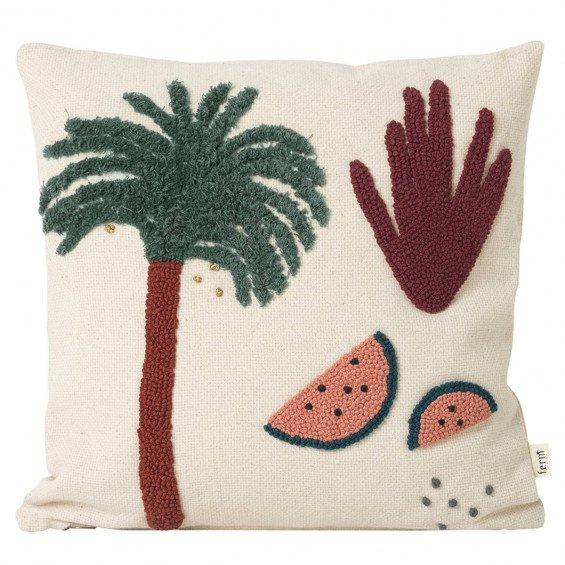 Ferm Living Palm Kussen