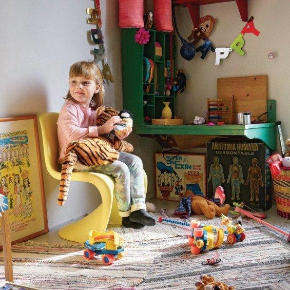 vitra panton kinderstoel