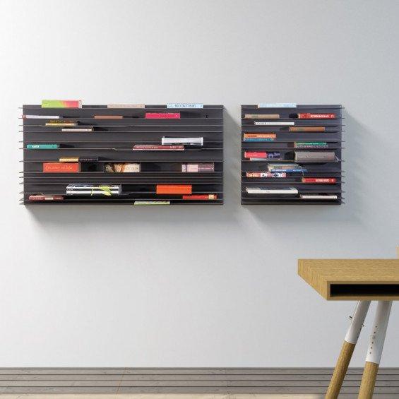Smal Wit Boekenkastje.Spectrum Paperback Small Boekenkast Misterdesign