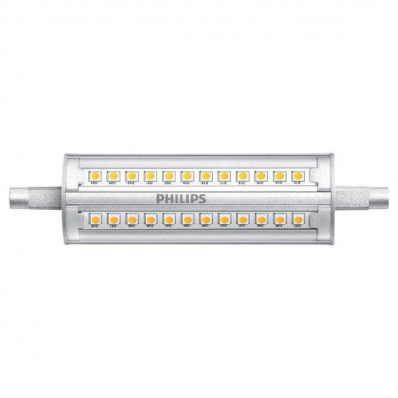Philips LED R7s 14W Dimbaar