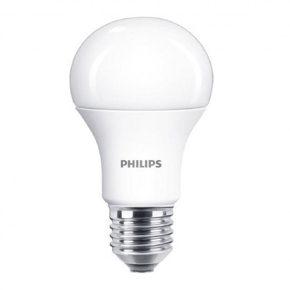 Philips LED E27 A60 11W 827 Mat | Dimbaar - Vervangt 75W