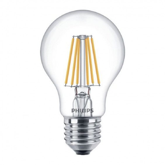Philips LED Filament E27 Dimbaar