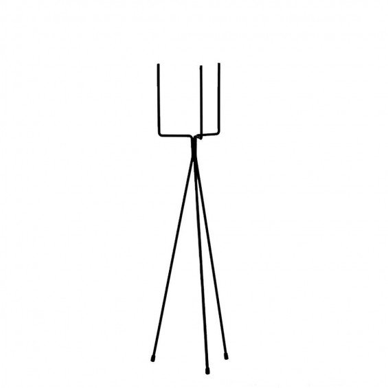 Ferm Living Plant Stand Low Zwart