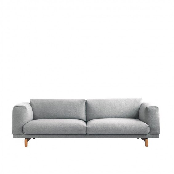 Muuto Rest 3-zits Bank