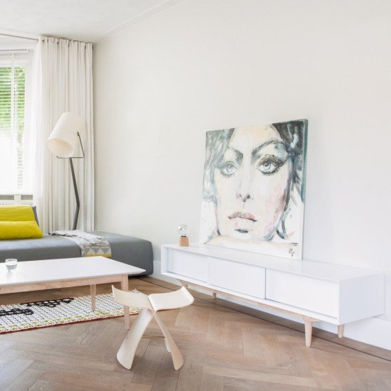 Retro Nordic Tv Meubel Ruijch Misterdesign