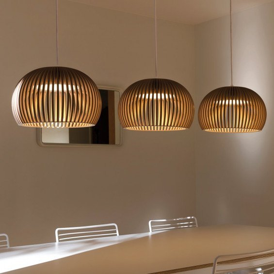 Secto design atto 5000 hanglamp misterdesign for Designer hangelampen