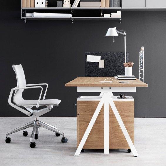 string works desk bureau misterdesign. Black Bedroom Furniture Sets. Home Design Ideas