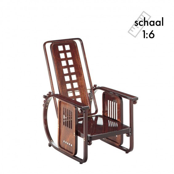 Sitzmaschine Miniatuur