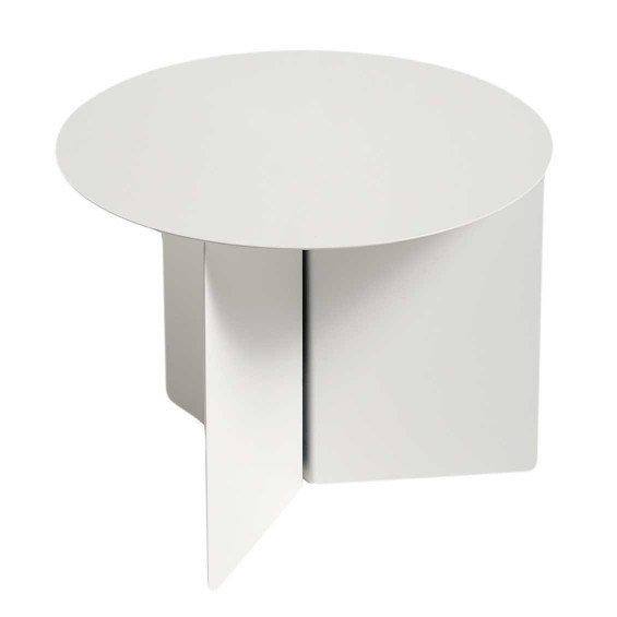 HAY Slit Table Round Bijzettafel