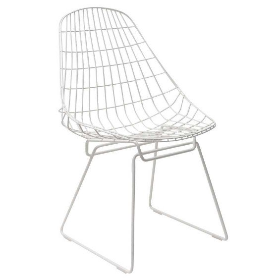 SM05 Wire Chair Stoel - Pastoe