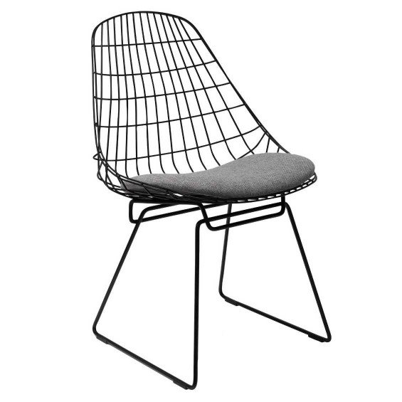 Pastoe SM05 Wire Chair Stoel