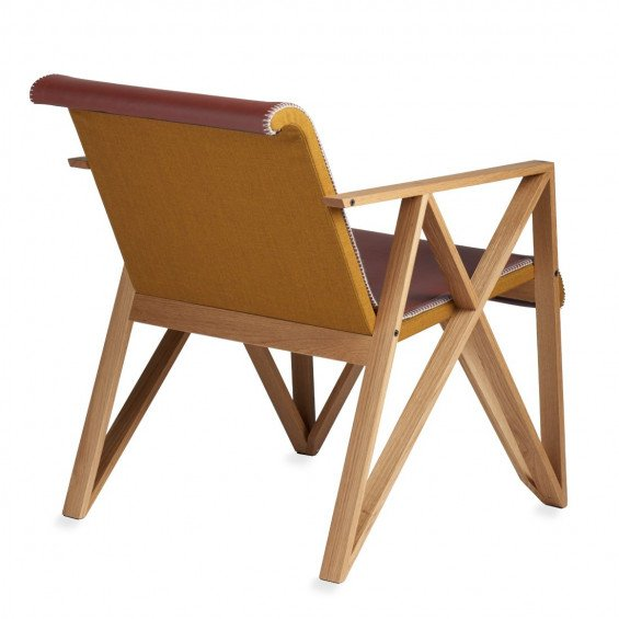 Limited Edition Metz & Co Fauteuil