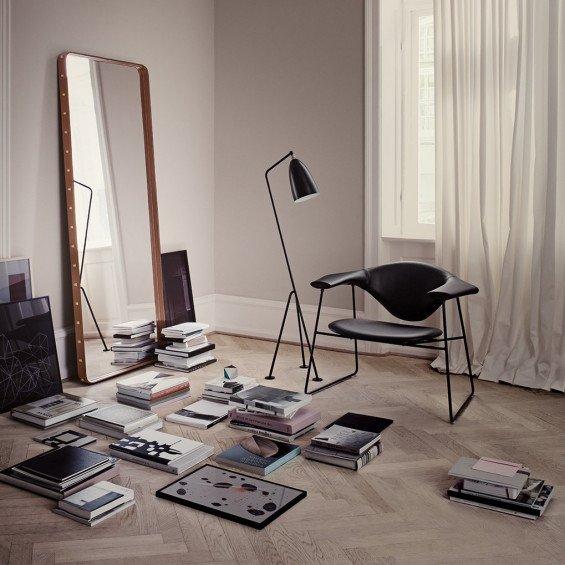 gubi adnet spiegel rechthoek large misterdesign. Black Bedroom Furniture Sets. Home Design Ideas