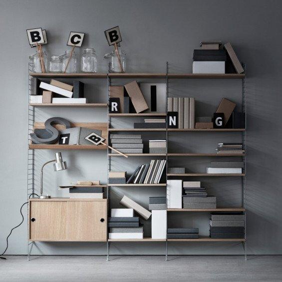 String Sliding Cabinet Kast | MisterDesign