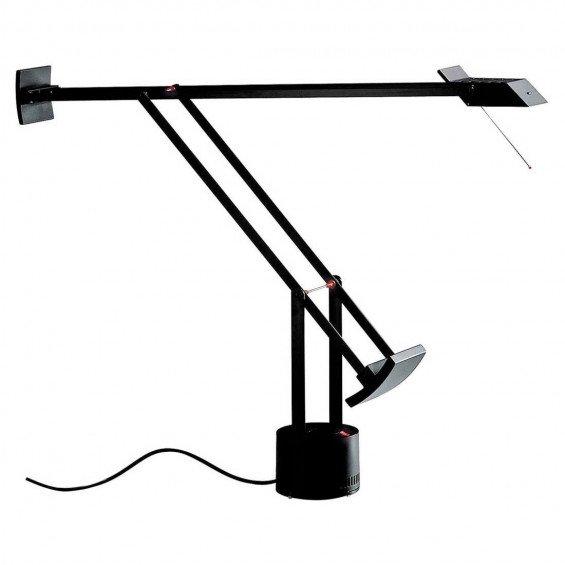Artemide Tizio LED Bureaulamp Zwart
