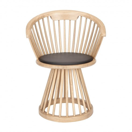 Tom Dixon Fan Eetkamerstoel