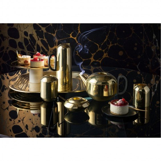 tom dixon form theepot misterdesign. Black Bedroom Furniture Sets. Home Design Ideas