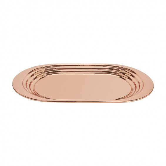 Tom Dixon Plum Copper Tray Dienblad