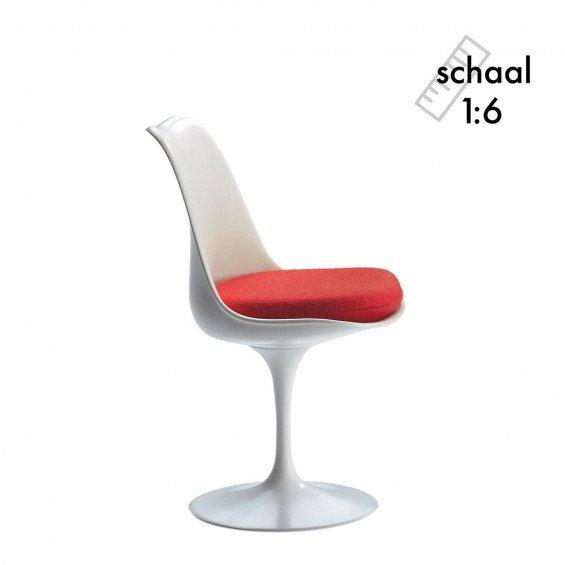 Tulip Chair Miniatuur