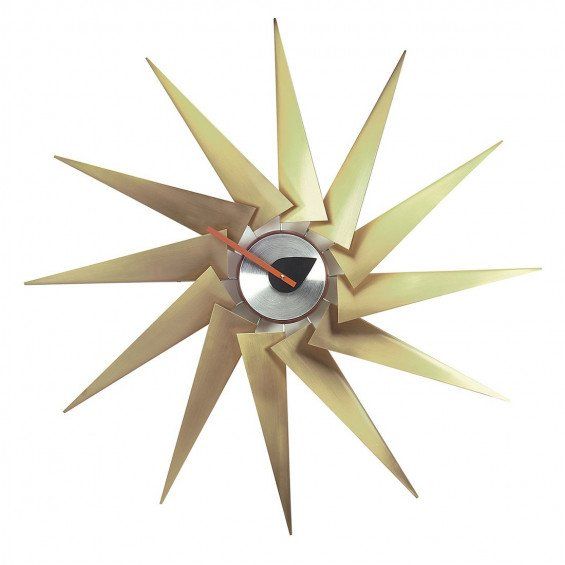 Vitra Turbine Clock Wandklok