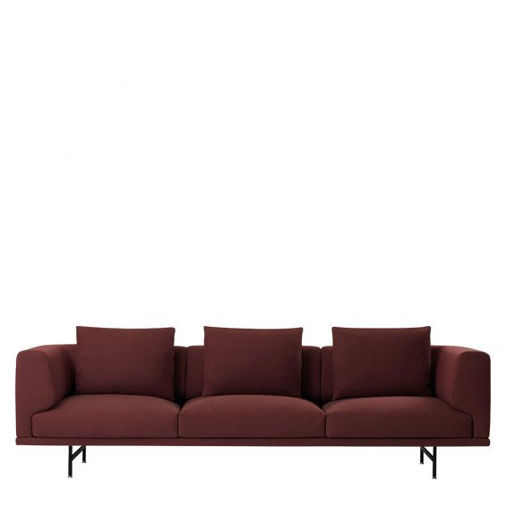 Vipp 610 Loft Sofa - 3,5-zits met Chaise Longue - Remix 133
