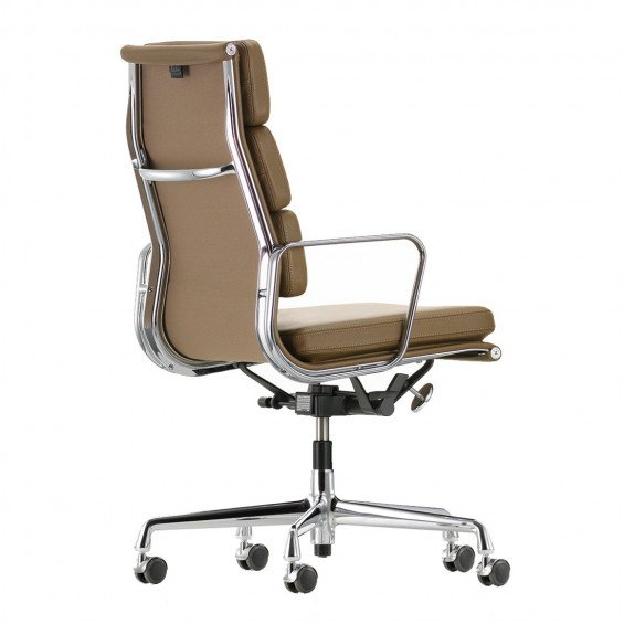 vitra soft pad chair ea 219 bureaustoel misterdesign. Black Bedroom Furniture Sets. Home Design Ideas