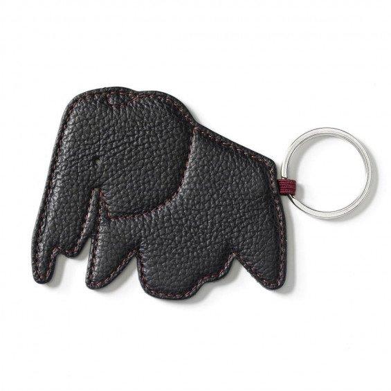 Vitra Sleutelhanger Elephant Zwart