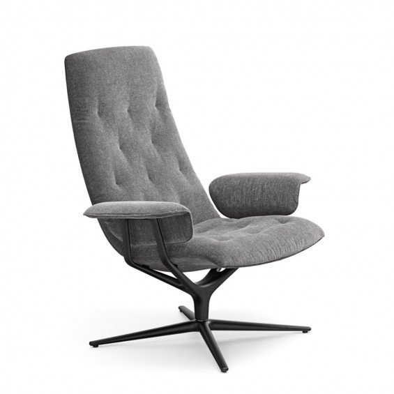 walter knoll healey soft fauteuil misterdesign. Black Bedroom Furniture Sets. Home Design Ideas