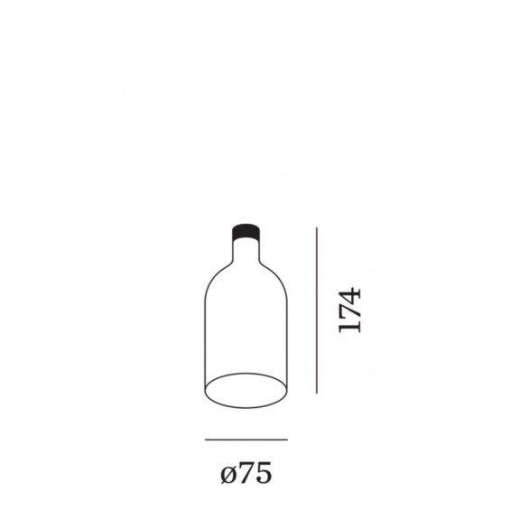 Wever & Ducré Cork Bottle 1