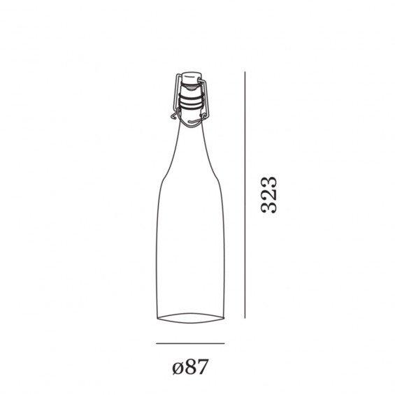 Wever & Ducré Cork Bottle 2