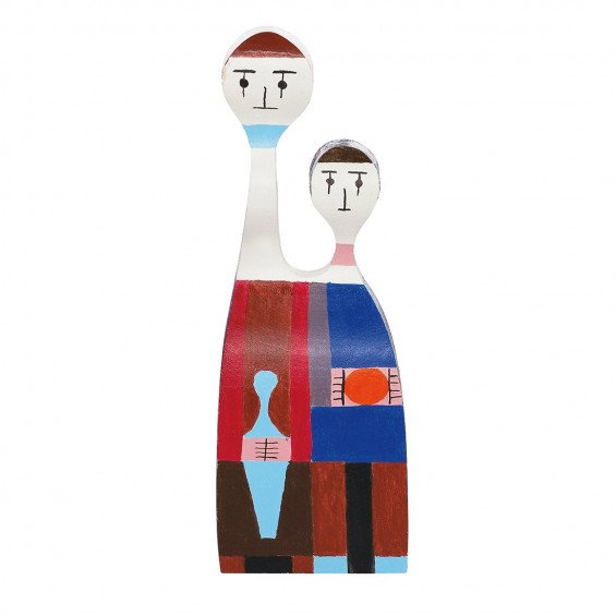 Wooden Dolls No. 11 Pop