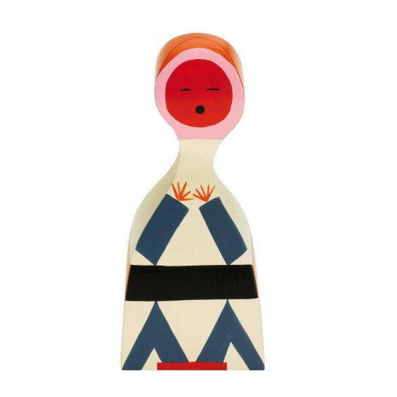 Wooden Dolls No. 18 Pop