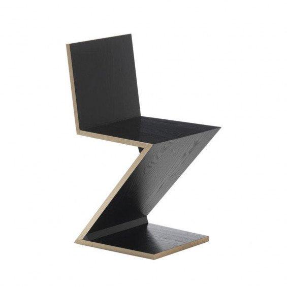 Cassina Zig-Zag Stoel