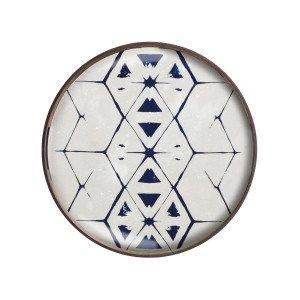 Tribal Hexagon Dienblad