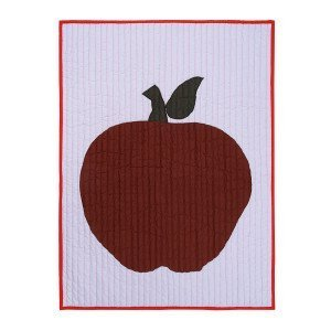 Apple Quilted Deken