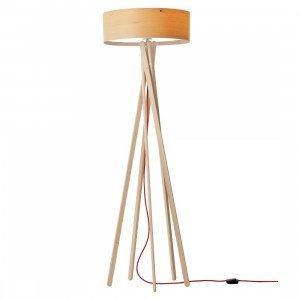 Arba 10 Vloerlamp, met dimmer