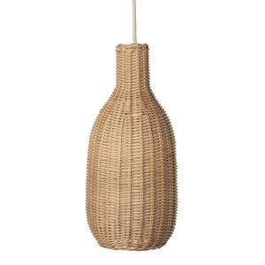 Braided Bottle Hanglamp