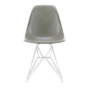 Eames Fiberglass Chair DSR Wit