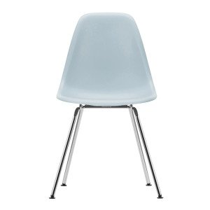 Eames Plastic Chair DSX Chroom
