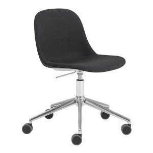 Fiber Side Chair Bureaustoel, Verstelbaar