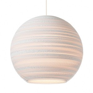 Moon Hanglamp Wit